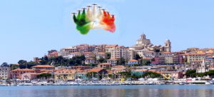 Frecce Tricolore ad Imperia