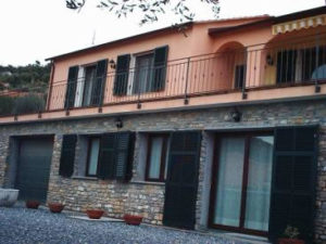 Villa Lazzarini Holiday Houses Imperia, appartamento Franco