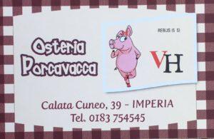 Porca Vacca per Villa Lazzarini Holidays house
