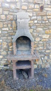 Villa Lazzarini Imperia BBQ